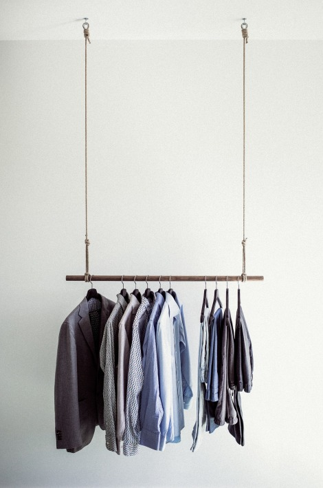 clothes-rail